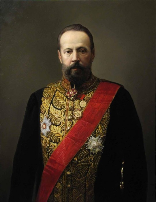 С. Ю. Витте на посту министра финансов./Фото: tudoy-sudoy.od.ua
