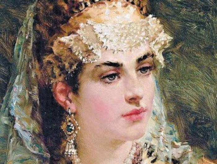Анна Византийская – дочь византийского императора Романа II и Феофано./Фото: magic-ezoteric.pro