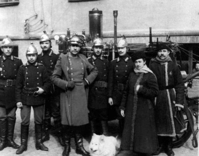 Мария Алексеевна была избрана членом совета Императорского Российского пожарного общества./Фото: konkovomedia.ru