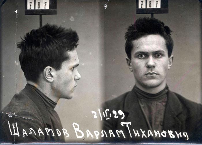 Шаламов во время первого ареста в 1929-м./Фото: soyuz.ru