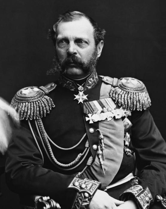 Портрет императора Александра II./Фото: mtdata.ru
