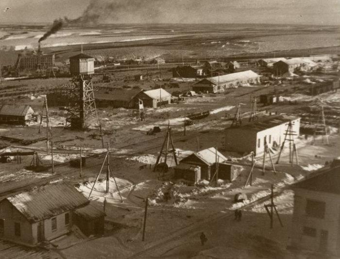 Воркутинский исправительно-трудовой лагерь (Воркутлаг)./Фото: 404content.bm.digital