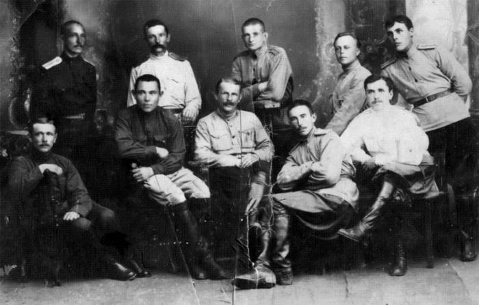 Русские эмигранты Маньчжоу./Фото: loveread.ec