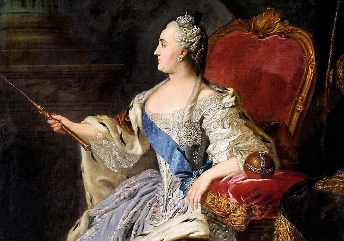 Екатерина II отказала Суворову в разводе. /Фото: avatars.mds.yandex.net