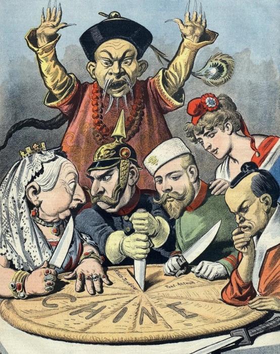 Международная политическая обстановка в конце XIX века была напряжённой. /Фото: avatars.mds.yandex.net