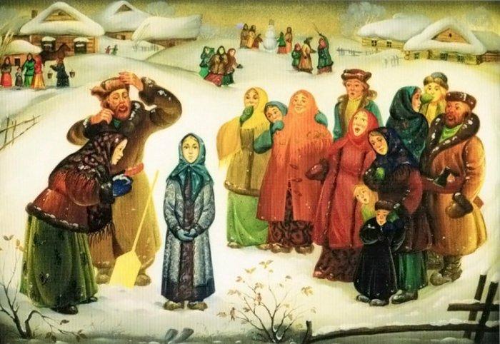 В разные периоды русской истории Новый год отмечался 1 марта, 1 сентября и 1 января./Фото: b.radikal.ru