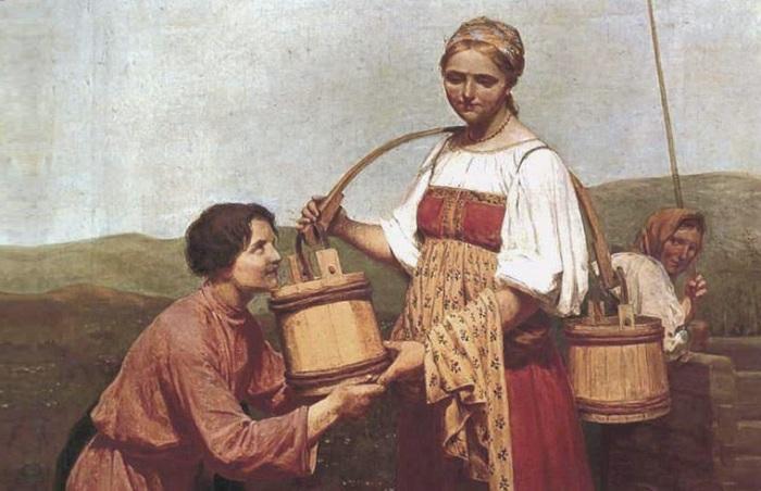 Непочатая вода считалась лечебной: ей умывались, использовали в качестве питья. /Фото: static4.olanola.com