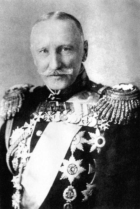 Губернатор Ф.В. Дубасов. 1905-1906 годы./Фото: cdnimg.rg.ru