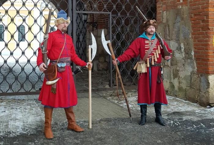 Кремль при Алексее Тишайшем охраняли стрельцы. /Фото: inserprud.ru