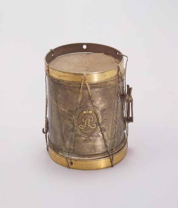 Детский барабан великого князя Александра Павловича./Фото: hermitagemuseum.org