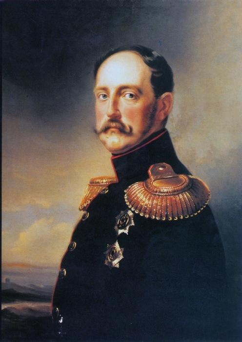 Портрет Николая I./Фото: dimitri.moseparh.ru