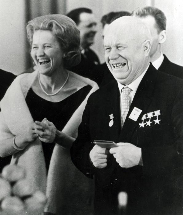 Феномен Фурцевой заключался в ее смелости, решительности и преданности./Фото: pp.userapi.com