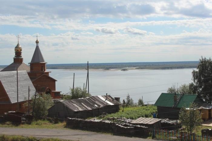 Село Усть-Уса./Фото: usinsk.in