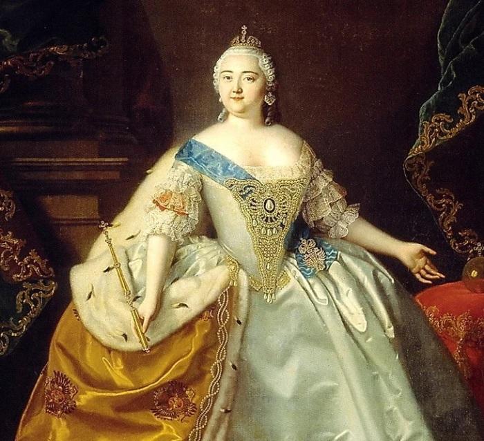 Императрица Елизавета Петровна считалась одной из самых привлекательных женщин в России XVIII века./Фото: avatars.mds.yandex.net