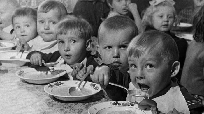 Детский сад в СССР был явлением повсеместным. /Фото: mtdata.ru