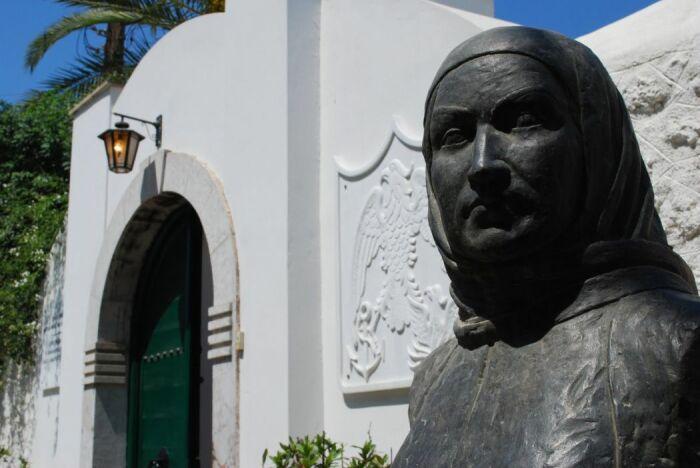 Музей имени Бубулины в Греции. /Фото: 4.bp.blogspot.com