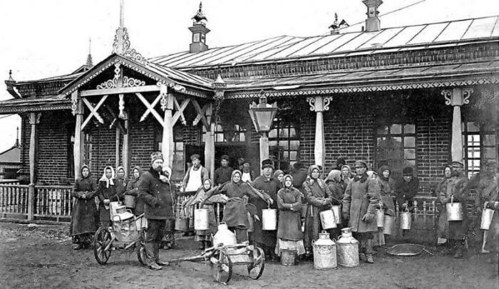 Производство масла было недешевым, но и доход выходил приличным. /Фото: newsvo.ru