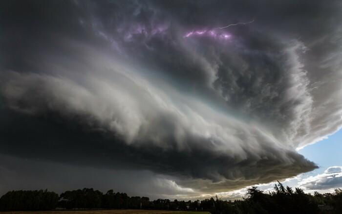 На  Руси говорили, что свистеть, значит вызывать сильный ветер или бурю. /Фото: i.mycdn.me