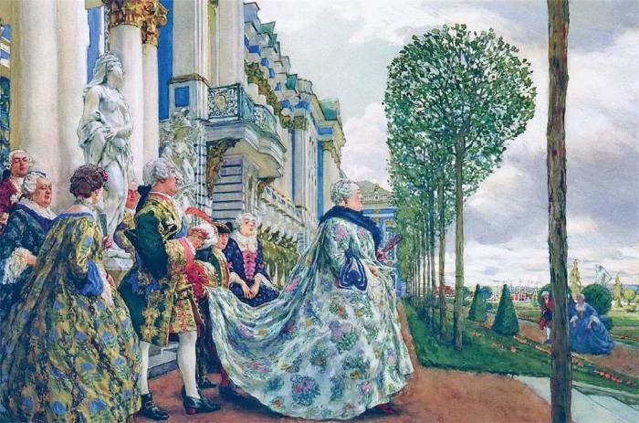 Елизавета Петровна – младшая дочь Петра I и Екатерины I./Фото: e-reading.by