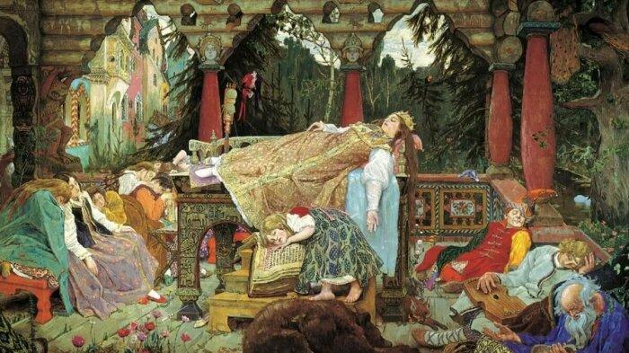 На Руси верили, что злые духи могут усыпить человека. /Фото: avatars.mds.yandex.net