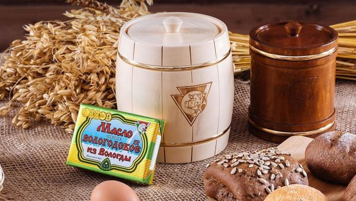 Вологодское масло обладает нежным вкусом. /Фото: invest.vologda-portal.ru