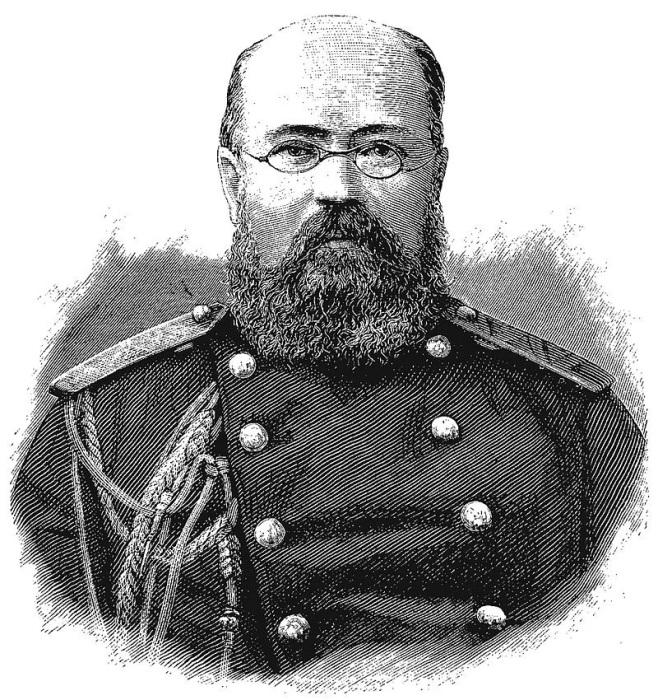 Бесстрашный генерал Комаров. /Фото: avatars.mds.yandex.net