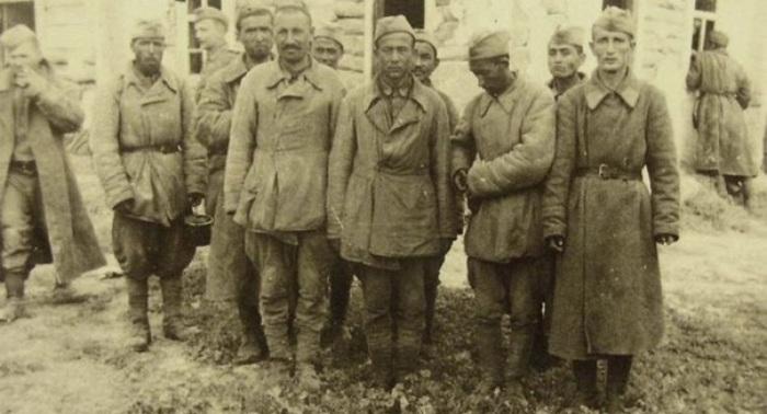 Солдаты Самаркандского эшелона. /Фото: islam.ru