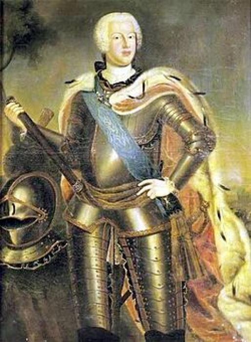 Антон Уильрих, герцог Брауншвейг-Беверн-Люнебургский — отец российского императора Ивана VI Антоновича, генералиссимус Российских войск (11 ноября 1740 — 6 декабря 1741). Племянник Фридриха II./Фото: cdn.turkaramamotoru.com