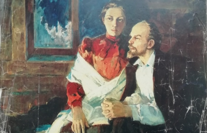 Годы, проведенные молодоженами в Шушенском, Ленин позже вспоминал как лучшее время в своей жизни./Фото: pics.meshok.net