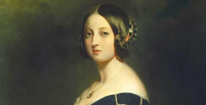Королева Виктория в юности./Фото: historic-uk.com