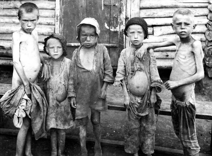 Голодомор 20-х годов произвел неизгладимое впечатление на Несмеянова. /Фото: triboona.ru