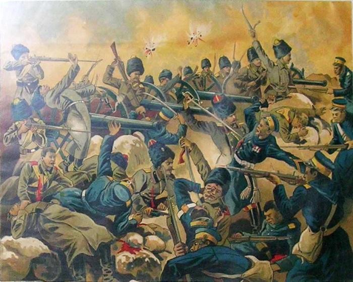 По уровню проявленного героизма оборону Порт-Артура сравнивали с обороной Севастополя. /Фото: avatars.mds.yandex.net
