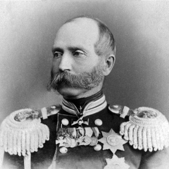 Генерал-лейтенант Фёдор Фёдорович Трепов. /Фото: rusorel.info