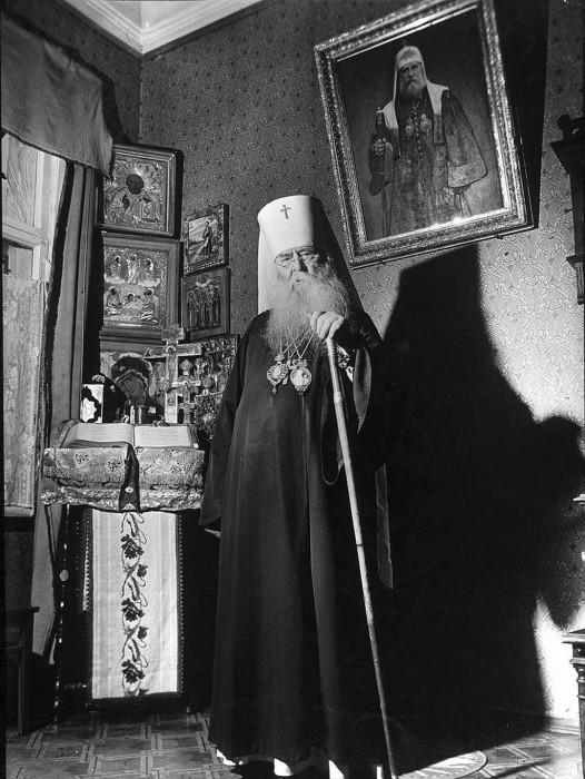 Сергий (Страгородский) – епископ Русской православной церкви; с 12 сентября 1943 года – патриарх Московский и всея Руси. /Фото: chel.kp.ru
