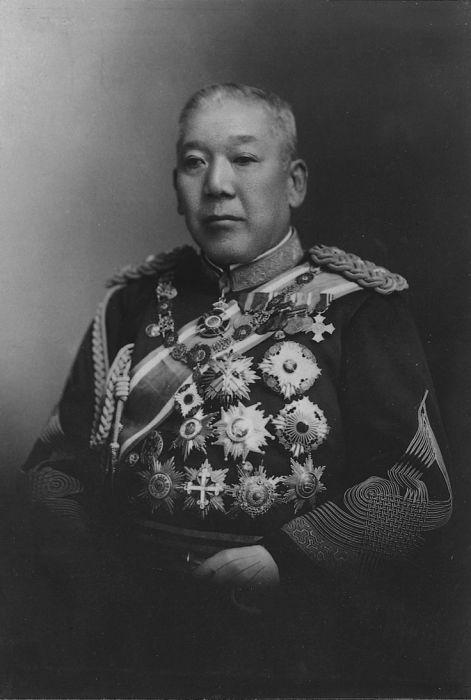 Ояма Ивао – главнокомандующий японской армией./Фото: i.pinimg.com