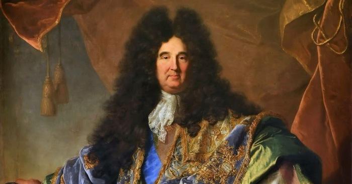 Моду на парики ввел Людовик XIV. /Фото: 1.bp.blogspot.com