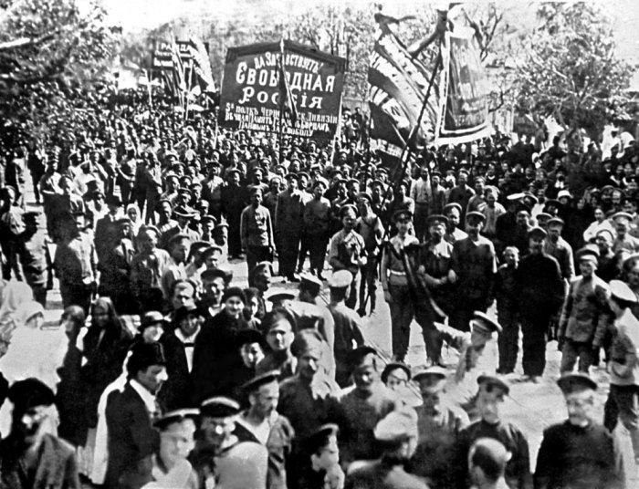 Революция в Севастополе, 1917 год./Фото: /img.rg.ru