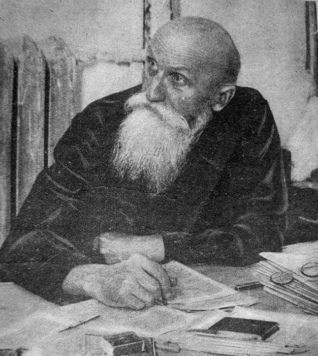 Иван Гаврилович Бухарин, отец Николая Бухарина, 1926 г./Фото: upload.wikimedia.org