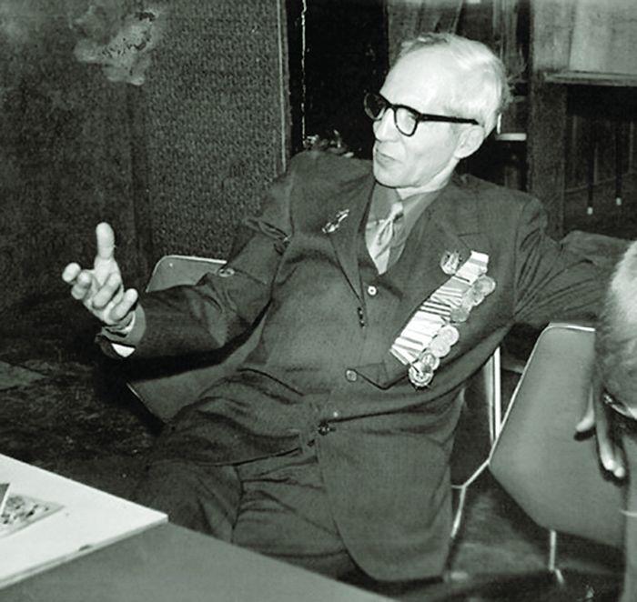 Игорь Миклашевский, 1972 год./Фото: kvirispalitra.ge