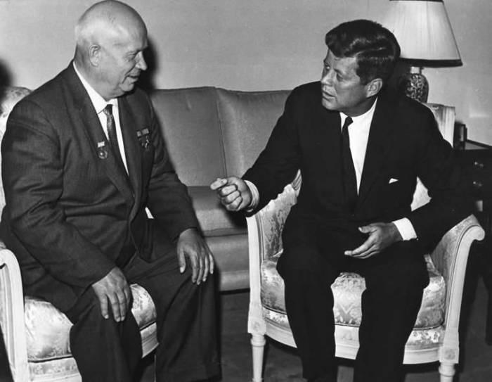 Хрущев регулярно радовал Запад щедрыми подарками в виде территориальных и правовых уступок./Фото: topwar.ru