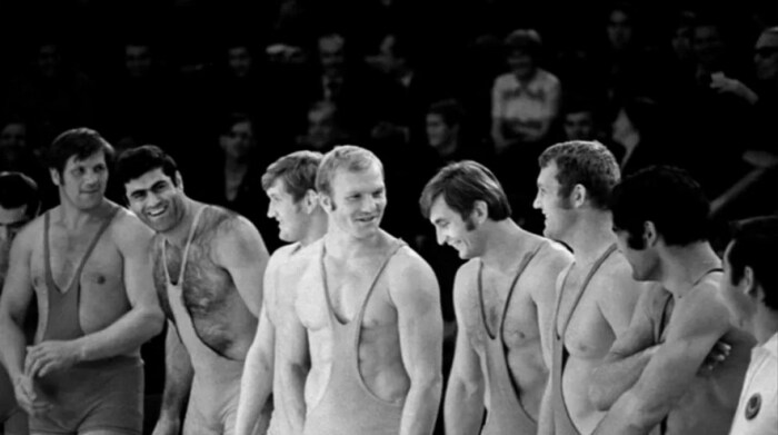 Ярыгин в составе сборной. /Фото: beluygorod.ru