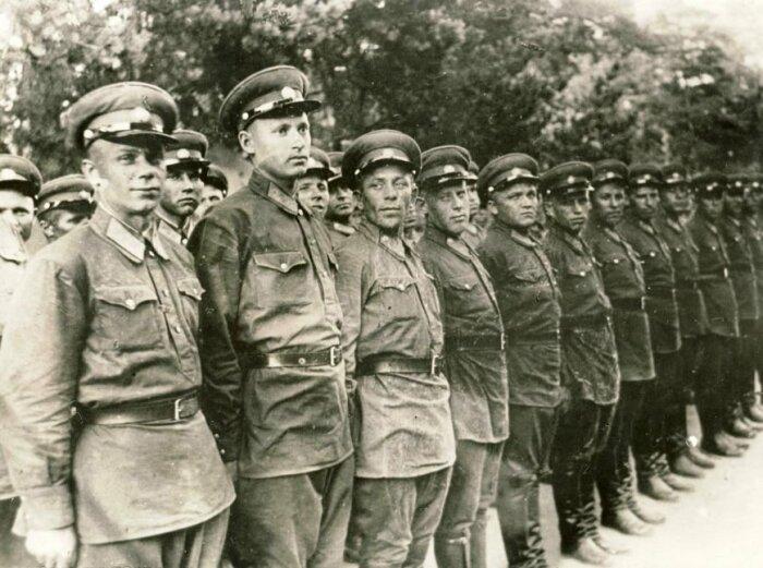 Войска НКВД. /Фото: рцпв.рф