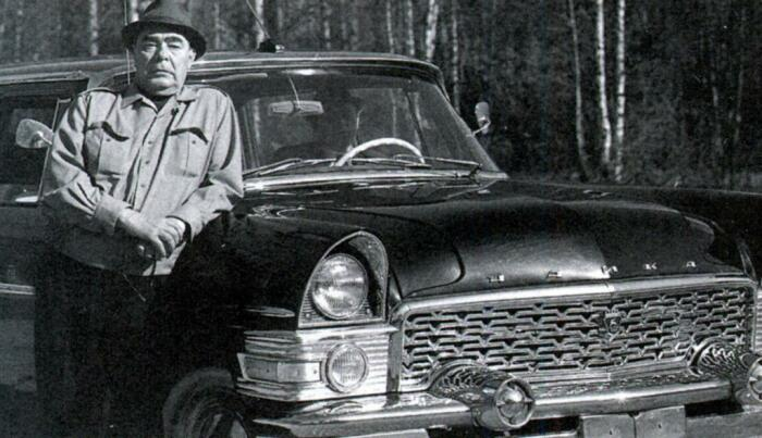Одна из любимиц Брежнева. /Фото: fb.ru