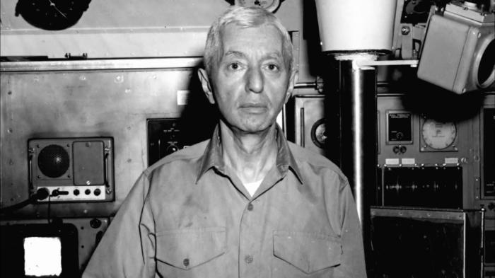 Хайман Риковер – отец атомного флота./Фото: image.pbs.org
