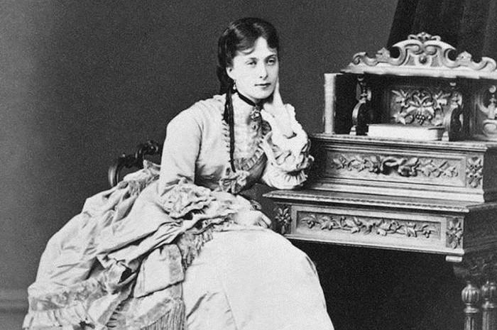 Екатерина Долгорукова была фавориткой императора более 14 лет. /Фото: i.pinimg.com