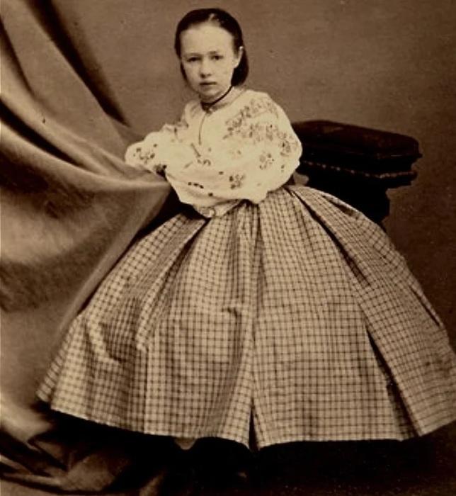 Софья Львовна Перовская в 1863 г./Фото: avatars.mds.yandex.net