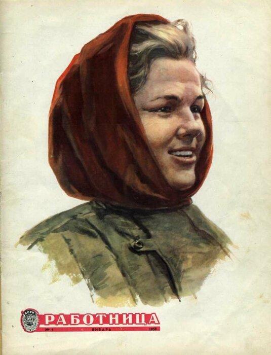Типичный женский образ 30-х. /Фото: mylitta.ru