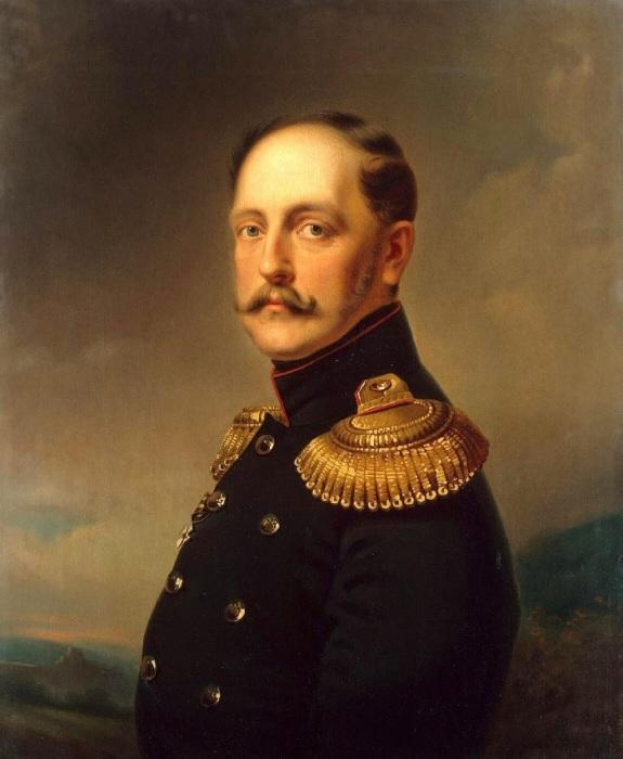 Николай I – император Всероссийский./Фото: pbs.twimg.com