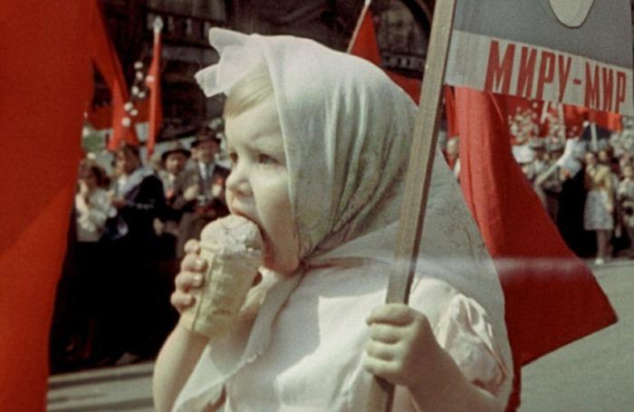 Мороженое в СССР было невероятно вкусным. /Фото: ustaliy.ru
