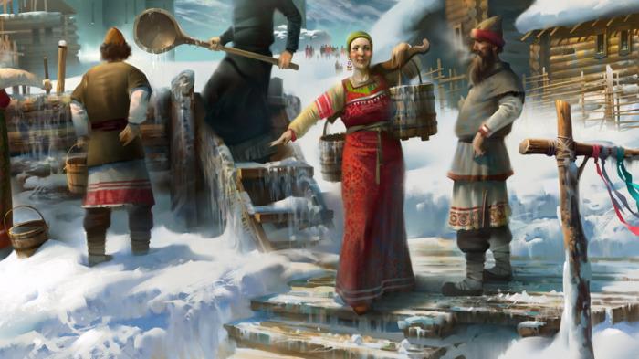 В древности в колодцы бросали разные вещи, и делалось это не с целью похулиганить. /Фото: img1.goodfon.ru